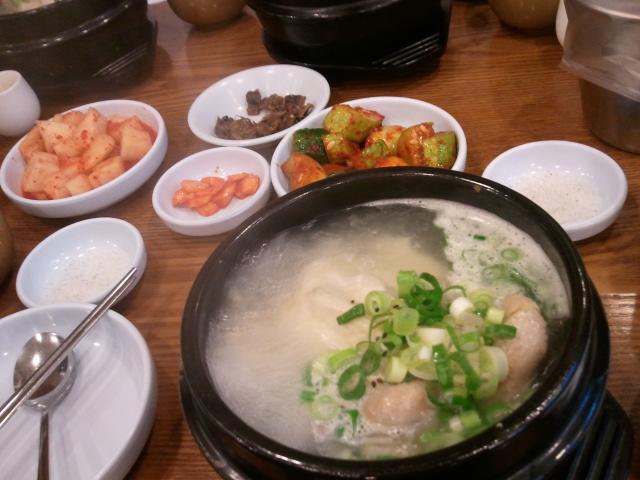 韓国に行ってきました。
